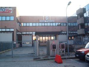 Assago - Milano - Eliminazione umidità di risalita stabilimento industriale