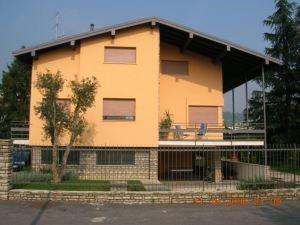 Via Pasta - Bergamo - Eliminazione umidità di risalita villetta con garage seminterrato