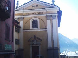 Branzi - Bergamo - Eliminazione muffa alle pareti con centralina elettrica