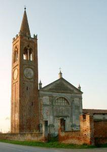 Cingia de Botti - Cremona - Come eliminare umidità in antichi edifici di culto