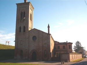 Felonica - Mantova - Soluzione umidità di risalita in chiesa
