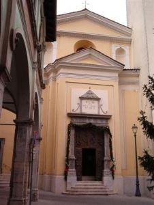 Gardone Val Trompia - Brescia - Centralina anti umidità per edificio religioso