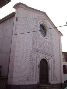 Gavardo - Brescia - Deumidificazione luoghi di culto