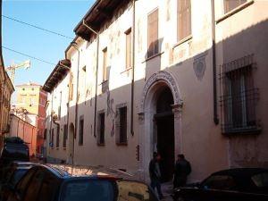 Via Fratelli Bandiera - Mantova - Risanamento murario con deumidificazione elettrofisica