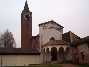 Mortara - Pavia - Soluzione problema umidità di risalita abbazia