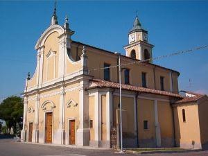 Portiolo di San Benedetto Po - Mantova - Edifici religiosi come eliminare umidità