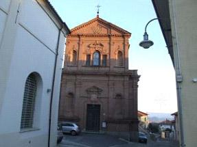 Baldissero d'Alba - Cuneo - Eliminare problemi di umidità e acqua nei muri di chiese e luoghi di culto