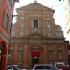 Via Tagliapietre - Bologna - Risanamento muri parrocchia con deumidificazione elettrofisica