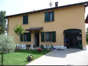 Eliminazione umidità abitazione privata in laterizio Castelfranco Emilia - Modena