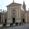 Concordia sul Secchia - Modena - Acqua nei muri della chiesa soluzione con centraline elettriche