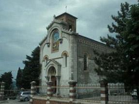 Fossato di Vico - Perugia - Soluzione problemi umidità in chiesa