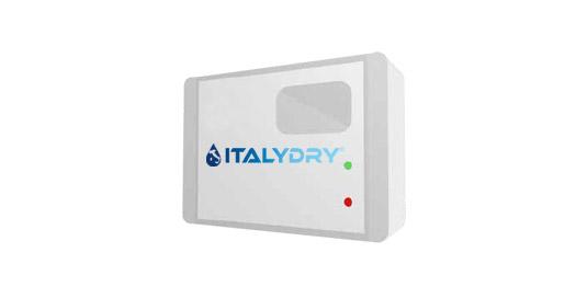 Eliminazione umidità di risalita con ItalyDry