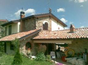 Lugagnano Val D'Arda - Piacenza - Soluzione problemi umidità di risalita in villa rustica