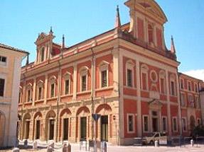 Lugo - Ravenna - Eliminazione umidità di risalita immobile interesse storico