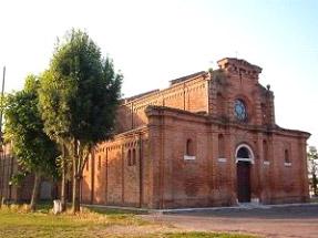 Quarantoli di Mirandola - Modena - Deumidificazione elettrofisica chiese e luoghi di culto