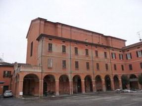 San Giovanni Persiceto - Bologna - Eliminazione umidità di risalita edificio di interesse storico