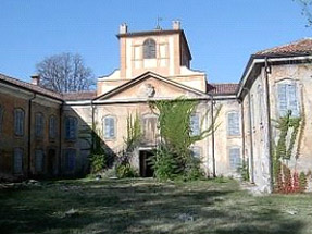 Sassuolo - Modena - Sistema di centraline elettrofisiche per eliminazione umidità di risalita in villa storica
