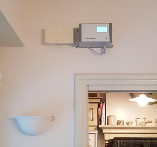 Rimedi umidità di risalita costi centralina ItalyDry installata