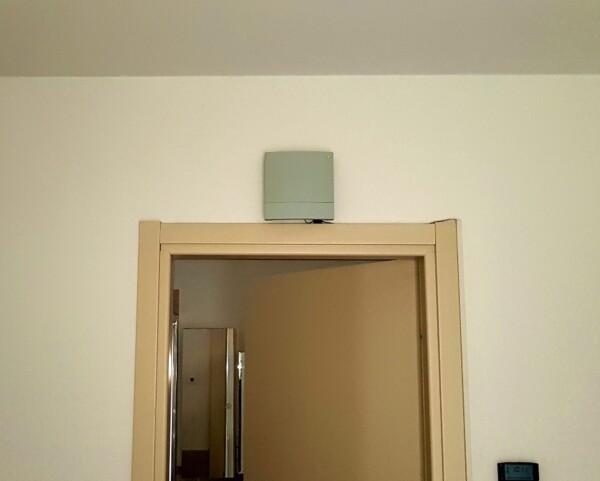 Soluzione umidità di risalita | Centralina elettrofisica per eliminazione acqua nei muri