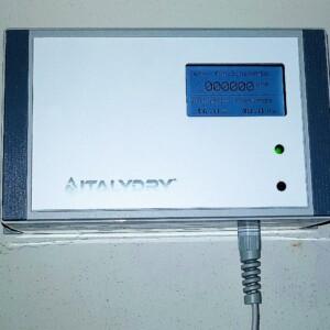 Centralina elettrofisica per togliere umidità dai muri