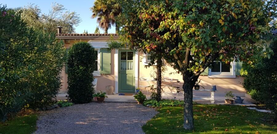 Rimedi umidità di risalita costi casa piano terra con giardino Riva del Garda Torbole