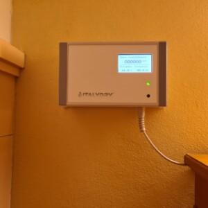 Centralina elettrofisica ItalyDry anti umidità di risalita